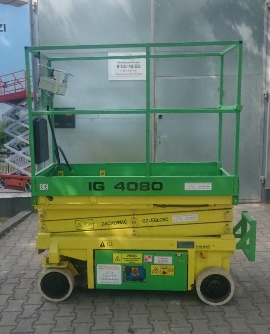 Elektros Iteco IG 4080