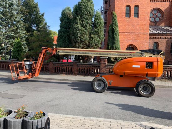 JLG 660 SJ Elektros Opole